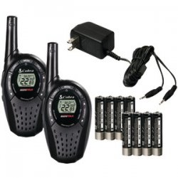 20-mile FRS/GMRS 2-way Radios
