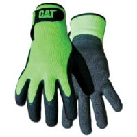 String Knit Latex Coated Glove, Jumbo