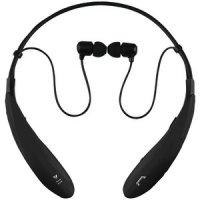 Iq-127 Bluetooth Headphones With Microphone Black