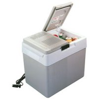 33 Quart Kargo Thermoelectric Cooler with Split Opening Lid