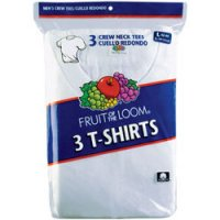 Men's Crew Neck T-Shirts - 3-Pack
