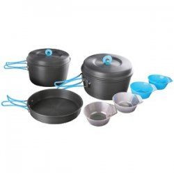 4-person Heavy-duty Cook Set