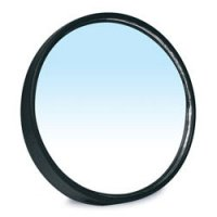 "4"" Round Adhesive Blind Spot Mirror With 360 Degree Rotating Disc"