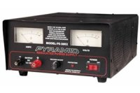 32 Amp 12 Volt Variable Power Supply with Dual Meters & Cooling Fan