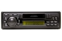 Semi-Truck AM/FM Radio Cassette Deck
