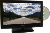"22"" 12Volt Smart-TV with Built-In DVD Player"