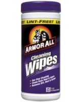 Armorall Cleaning Canister Wipes - 25-Pack