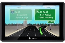 "7"" GPS for Pro Truckers"