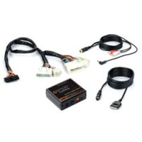 iPod/iPhone & Auxiliary Audio Input Interface - Hyundai