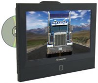 12 Volt Digital TV/DVD Combo 13.3 inch Flat Panel