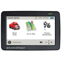 5-inch Truck GPS with Lifetime Maps