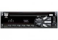 Heavy-Duty AM/FM/MP3/WMA/WB CD Player with Bluetooth