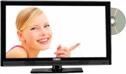"24"" 12 Volt TV HD Widescreen w/Digital Tuner - DVD Player - SD & USB"