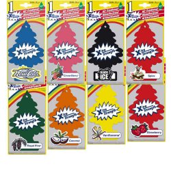 Jumbo Little Tree Car Fresheners