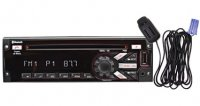 Heavy-Duty AM/FM/MP3/WMA/WB CD Player with Bluetooth and Bluetooth Mic