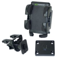 "Grip-iT GPS & Mobile Device Adjustable Holder - Up to 4.5"" Wide"