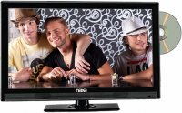 "12Volt 22"" HiDef Widescreen TV w/Built-in Digital Tuner & DVD Player"