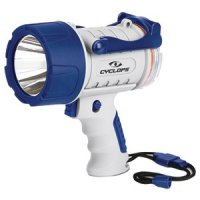 300-lumen Waterproof Marine Spotlight