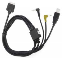 iPod Cable for Kenwood Multimedia Head Units with USB Input
