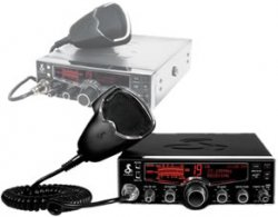 29LX CB Radio with NOAA & 4-Color LCD w/Optional Chrome Housing