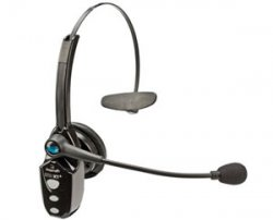 79daff8b486 BlueParrott B250XTS Bluetooth Noise-Canceling Wireless Headset ...