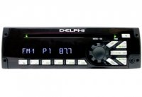 Heavy-Duty Stereo AM/FM/MP3/WB CD Player