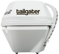 Tailgater Portable Satellite TV Dish by Dish Network for Trucks and RV's