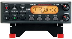 800 MHz Bearcat Base / Mobile Scanner with Narrowband Compatibility