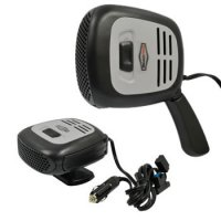 12 Volt Heater - Fan and Hairdryer