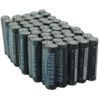 Alkaline Batteries AA 50 PK