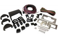 7 Switch Kit 4 Door Push & Pull Switches