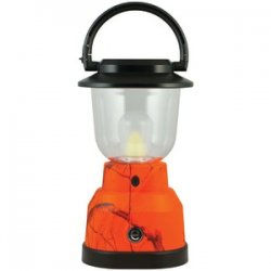 350-lumen Plus Series Realtree Camouflage Lantern 4 D Batteries Orange