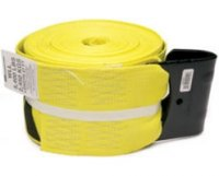 "2"" x 27' Winch Strap with Flat Hook"