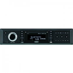 Wallmount RV Stereo with DVD and Bluetooth