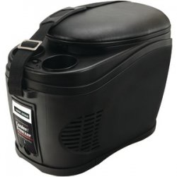 12Volt Thermoelectric Cooler Warmer Holds 12 Cans