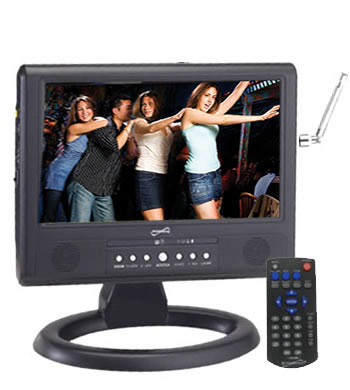 12 volt portable tv 12 volt portable televisions for sale. Black Bedroom Furniture Sets. Home Design Ideas