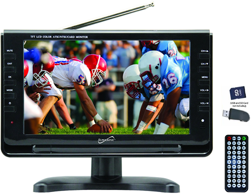 Portable Tvs Rechargeable Tvs For Sale