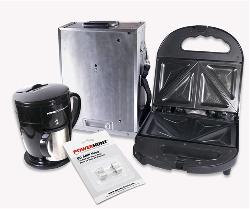12 Volt Cooking Appliances ~ Power hunt volt appliances
