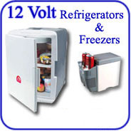 12-Volt Refrigerators for Semi-Trucks