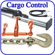Cargo Control Accessories for Semi-Truck Drivers