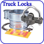 Truck Locks for Semi-Trucks