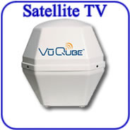 Portable Satellite TV for Semi-Trucks