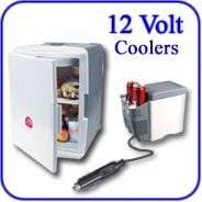 12-Volt Portable Thermo-electric Coolers