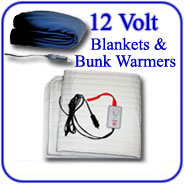 12-Volt Electric Blankets