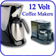 12-Volt Coffee Makers