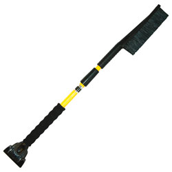 "42"" Telescopic Snowbrush with Ice Chisel(R) Scraper"