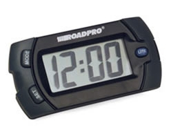 Electronic Big Digit Clock with Calendar with Velcro Mounting Tape