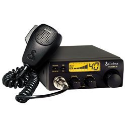 40 Channel Compact CB Radio with Illuminated Display