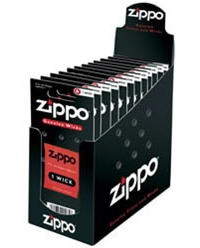 Genuine Zippo Lighter Wicks - Single Pack