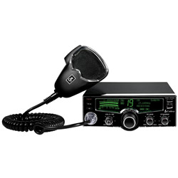 25LX CB Radio with LCD Display